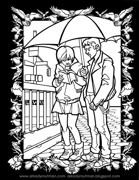 Dover Vampire Nights: Umbrella